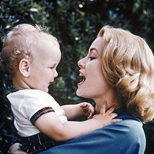 Storie di mamme: Grace Kelly