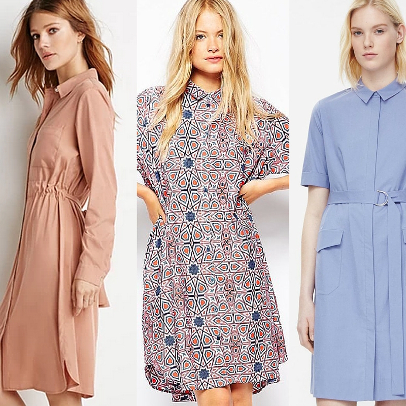 10 Shirtdress per un back to work indolore
