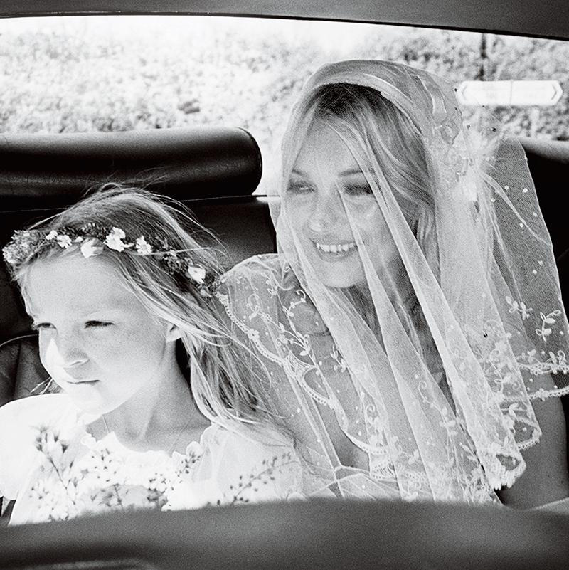 Storie di mamme Kate Moss