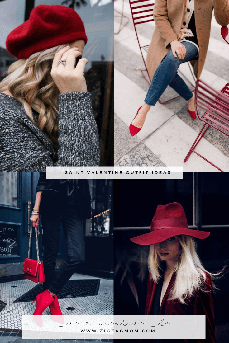 Febbraio Monthly Favorites idee amore san valentino outfit rosso 2